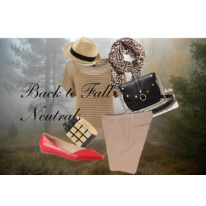 polyvore neutral 2