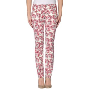 Red and white Blugirl follies floral pant/ $155/ yoox.com
