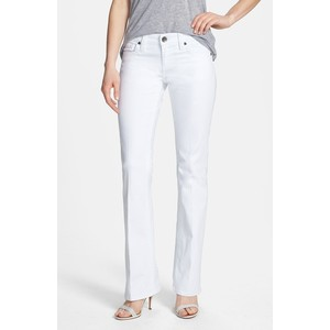 Kut from the Kloth bootcut white jean/ Nordstroms/ $89.00