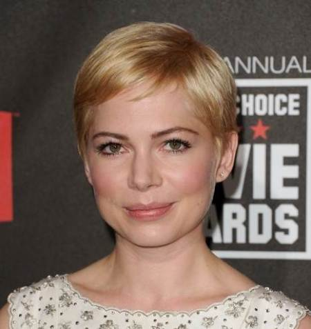 Michelle Williams/ soft summer makeup