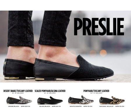 Black snakeskin loafer/ Yosi Samru/ expensive I'm sure:)